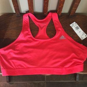 Adidas Sports Bra, Size 2XL, NWT!